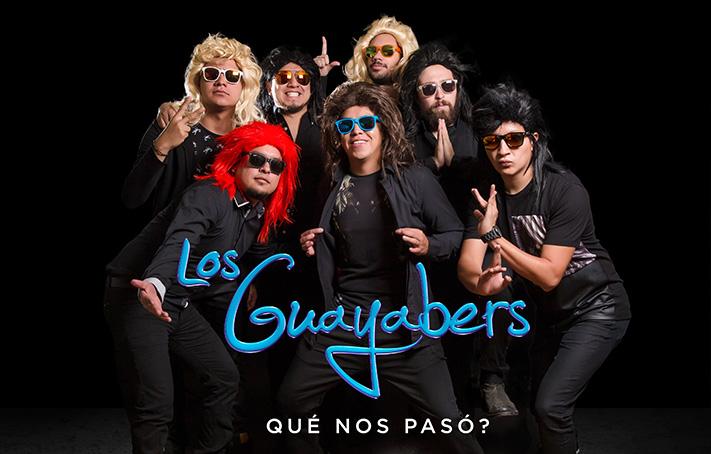 Los Guayabers